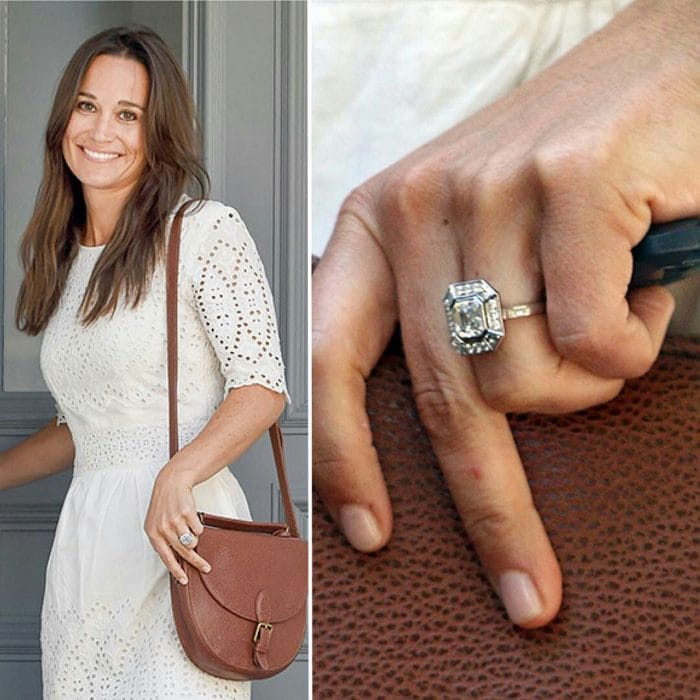 99869b3a05035 Our Favourite Celebrity Engagement Rings (2019 Edit)   Avanti ...