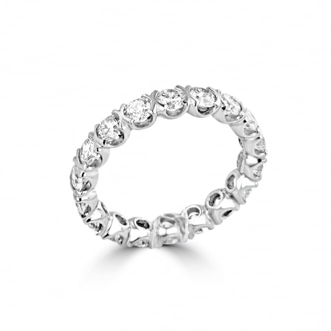 2.99ct Diamond Full Eternity Ring