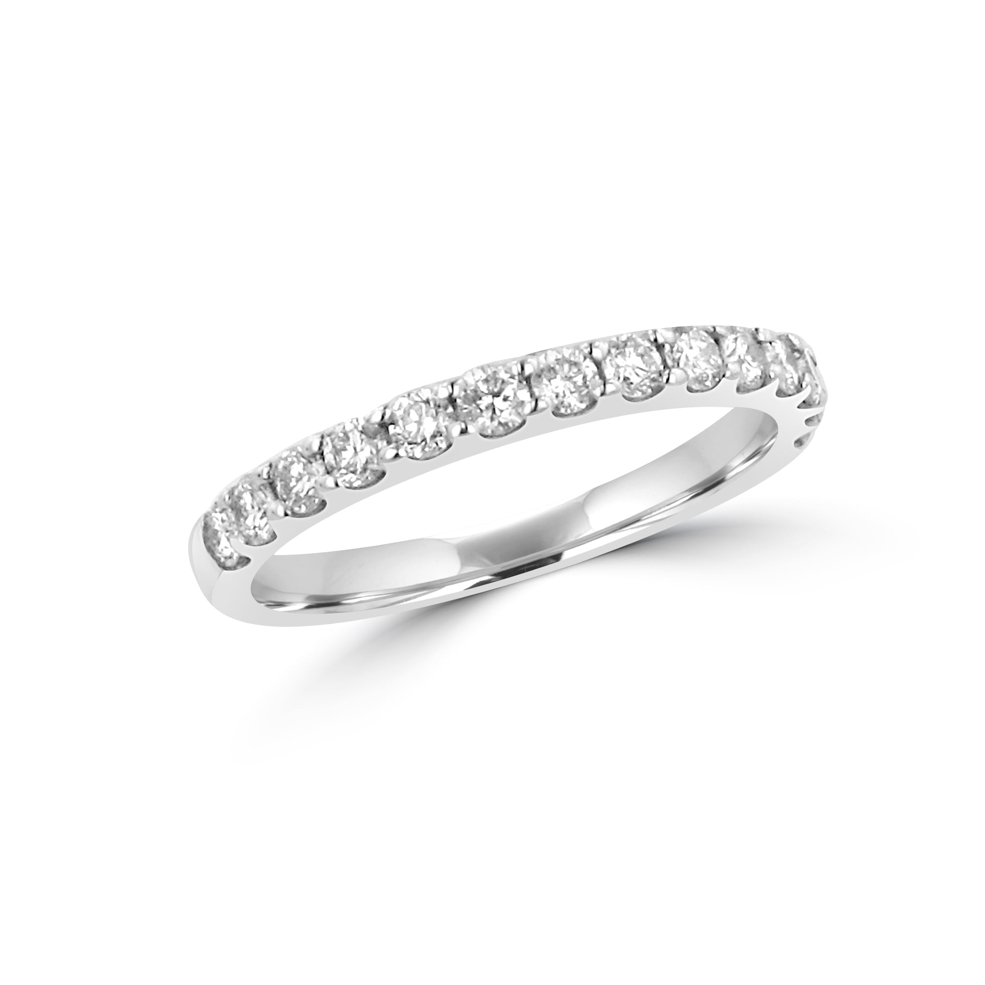 twisted wedding with pin ring engagement combo band infinity bands diamond round
