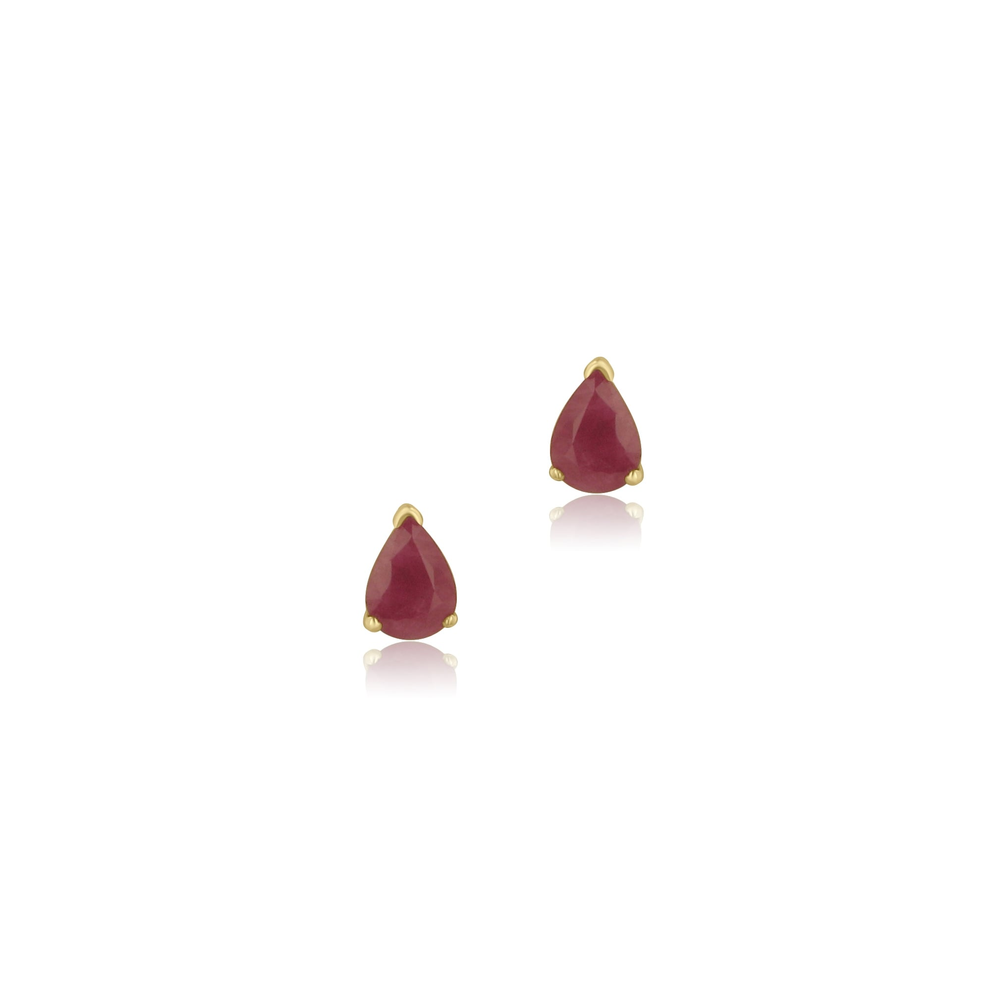 rubies set pair a ruby stud with earrings featuring diamond marquise of and collections pav graff butterfly pave