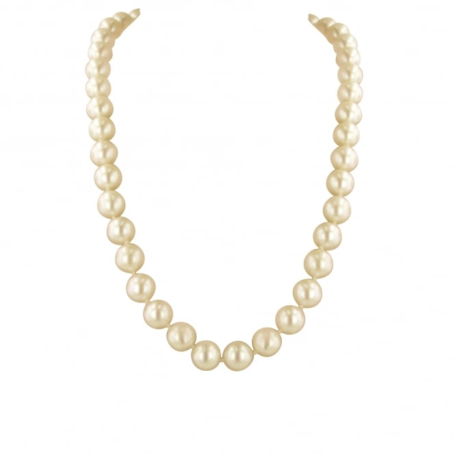 Akoya Cultured Pearl Necklace Grade AA+