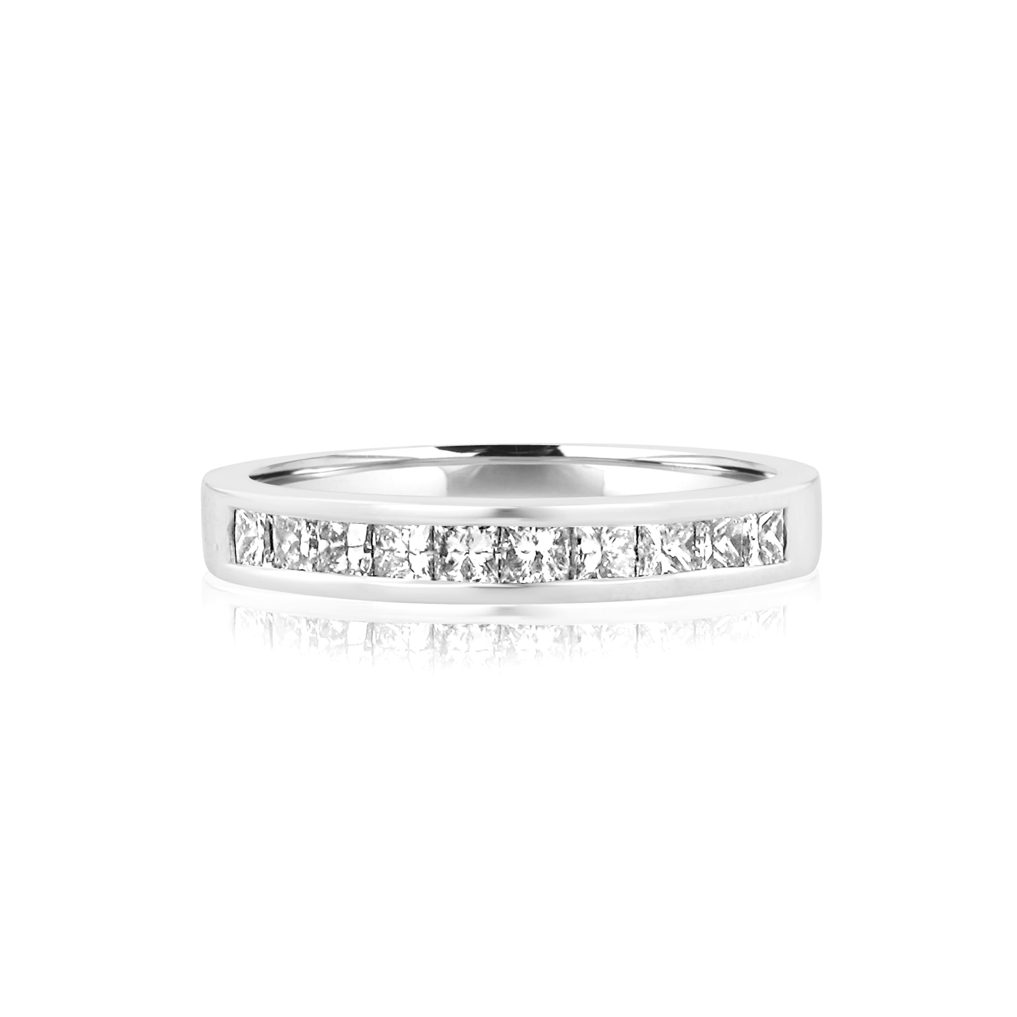 diamond wide band image gifts eternity occasion ring anniversary set brilliant special platinum bands cut rings claw round