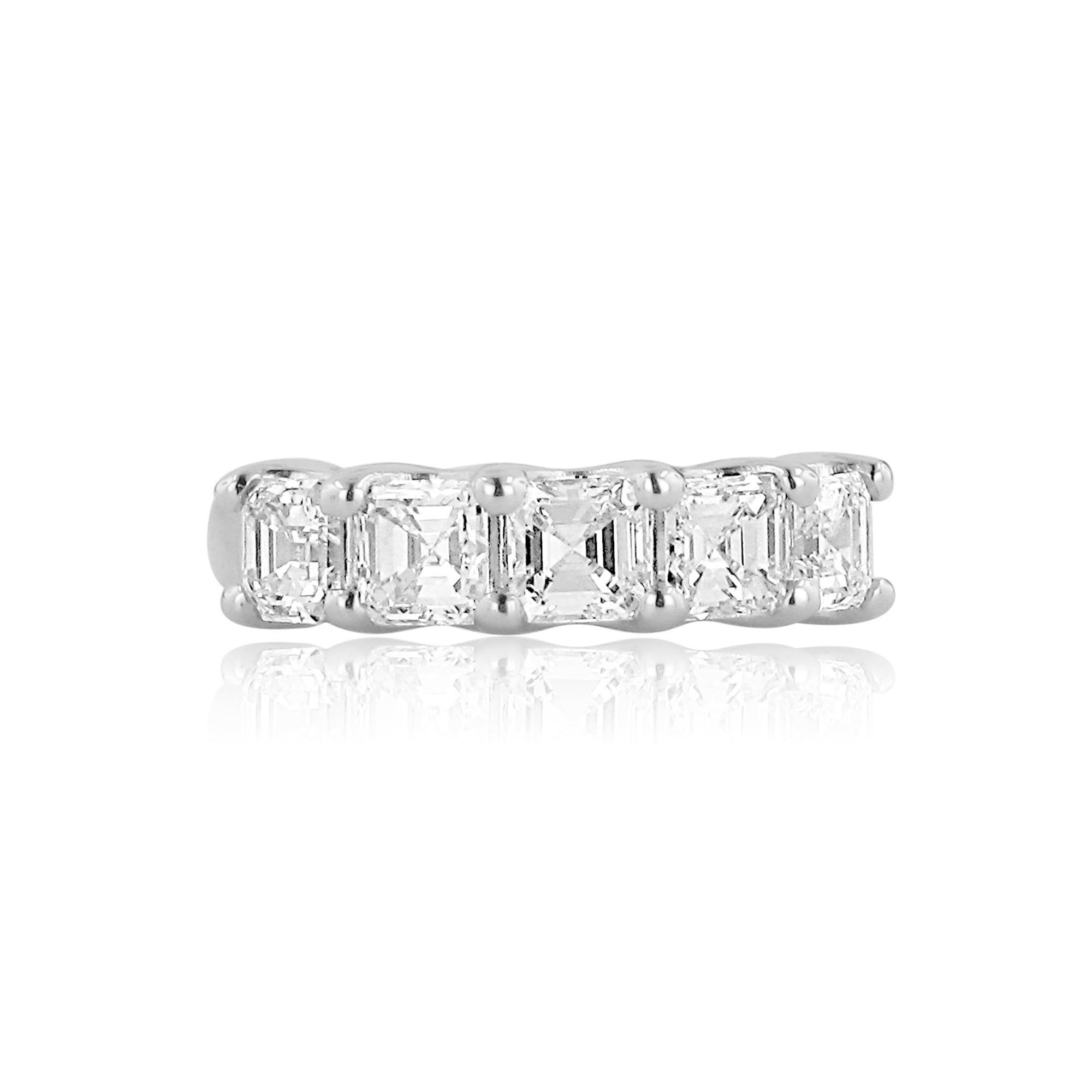 sterling engagement overstock rings shipping asscher free jewellery suzy halo jewelry ring levian zirconia rose product white brown today watches silver cubic cut