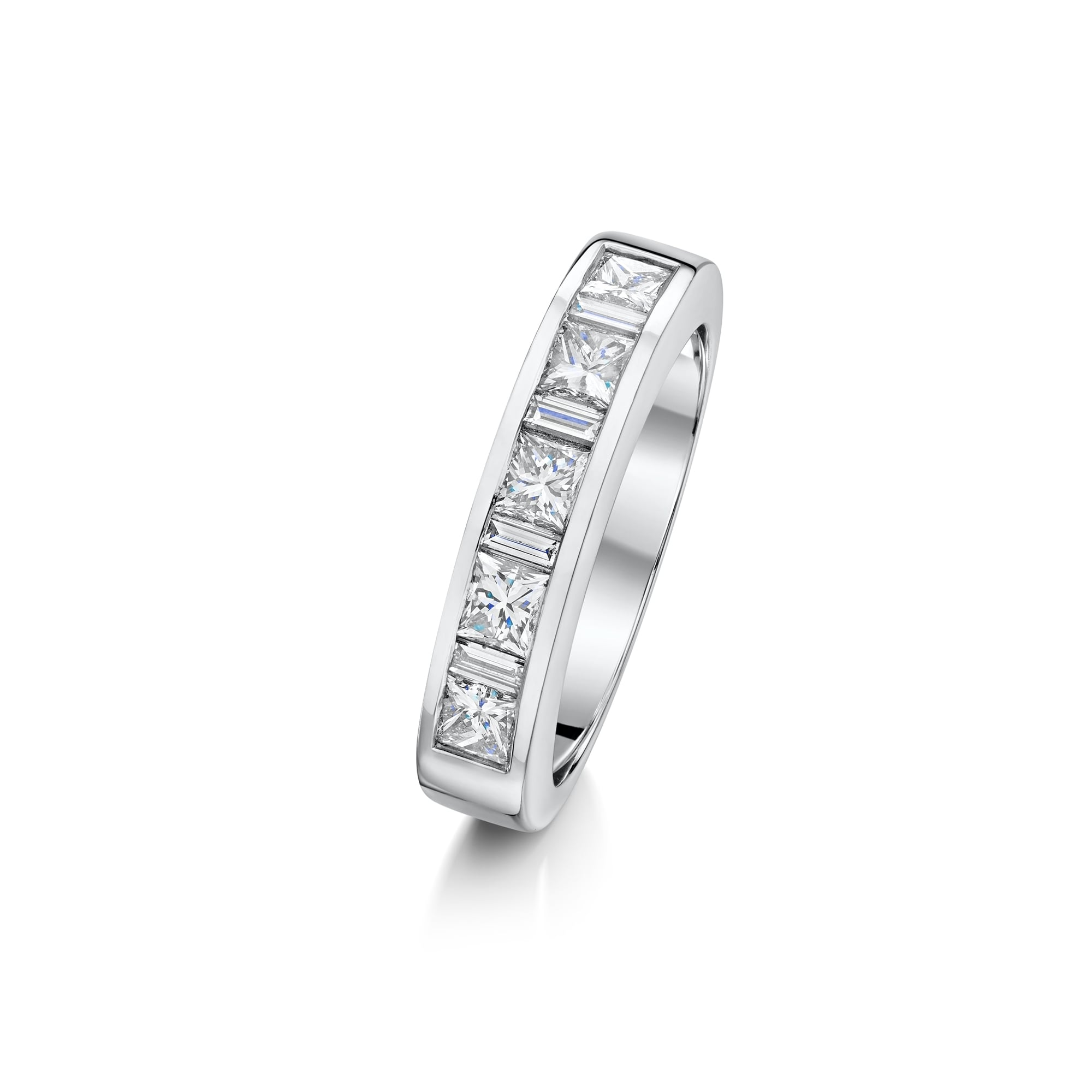 bands cubic pin paved eternity zirconia tina rings band ring wide cluster