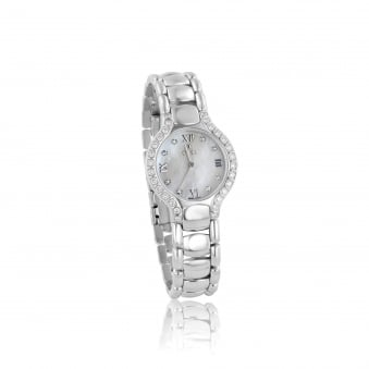 Pre-Owned Ebel Beluga Watch With Diamonds