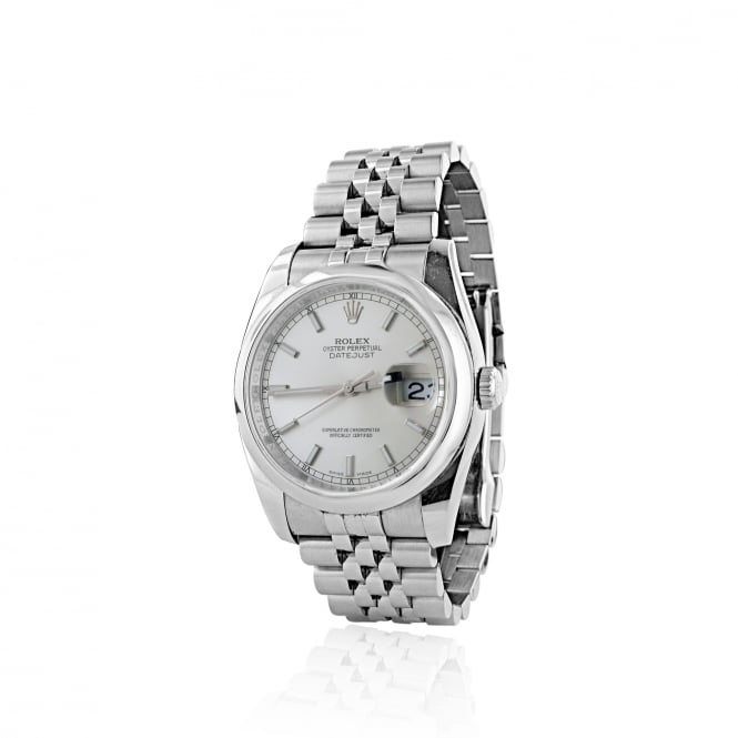 Rolex Mens Pre-owned 2014 Steel Watch