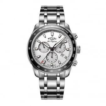 Mens Rotary Legacy Chronograph Watch