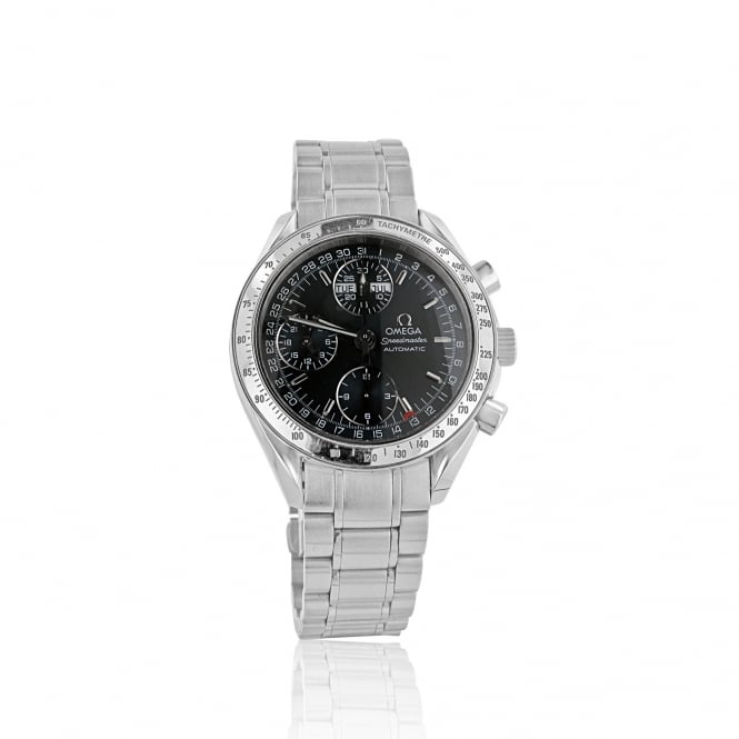 Omega (Pre-owned) Pre-owned Mens Omega Speedmaster Watch
