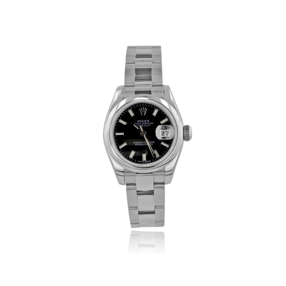 Rolex Watches (Pre-owned) Womens Oyster Perpetual DateJust Rolex ... ad3ce67a7f