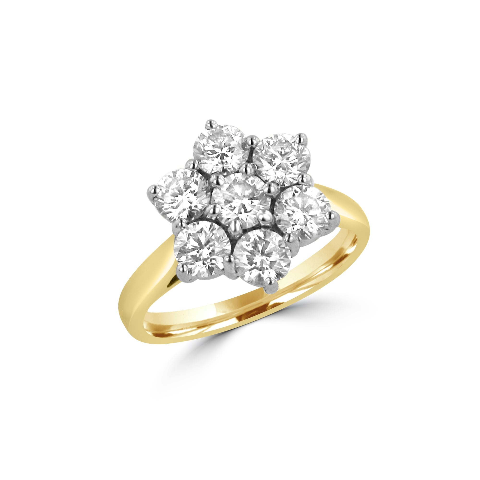 owned ring diamond img with gold pre jewellery diamonds white rings