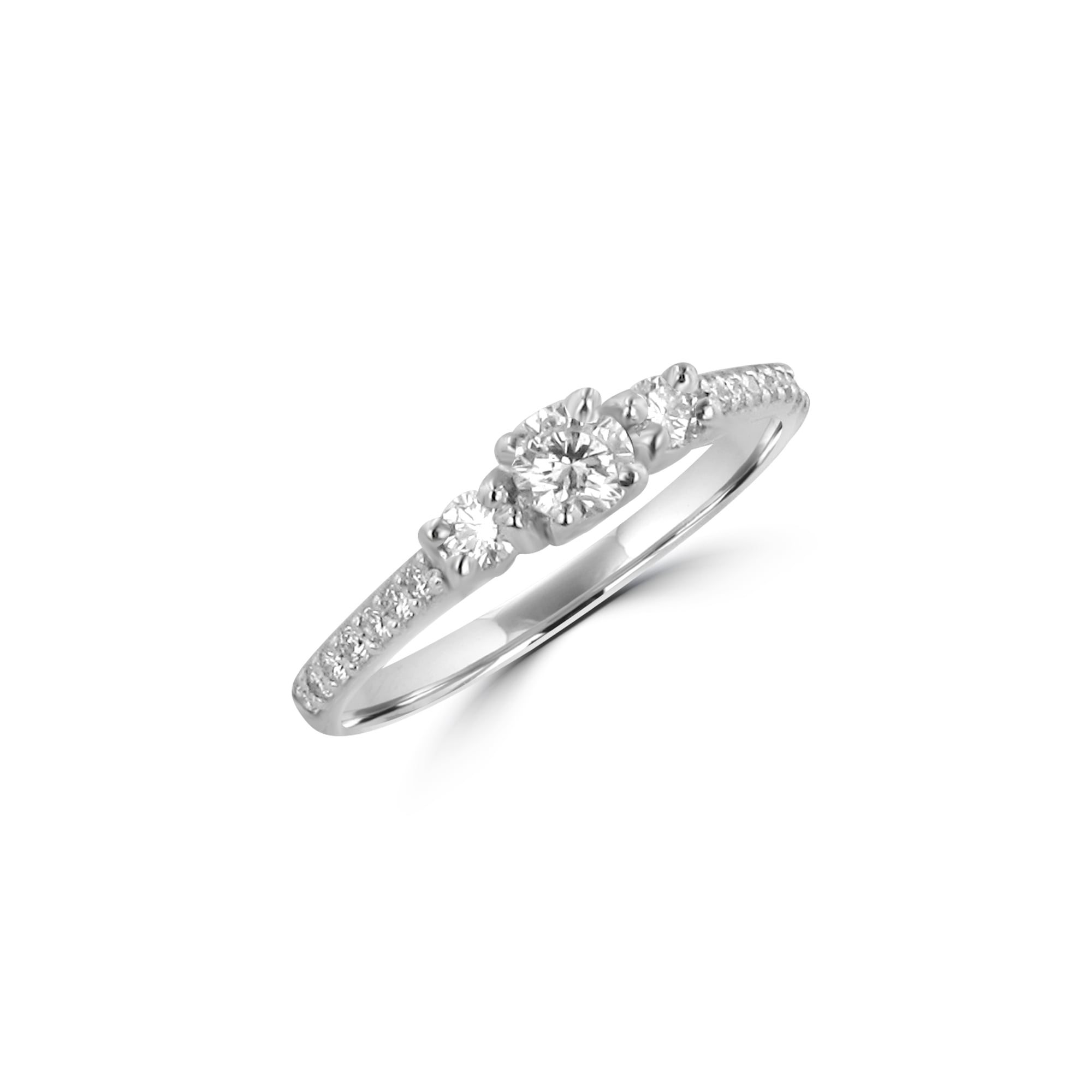 keezing shank pave kreations diamond three engagement jewellery gallery stone with detail platinum project ring diamonds