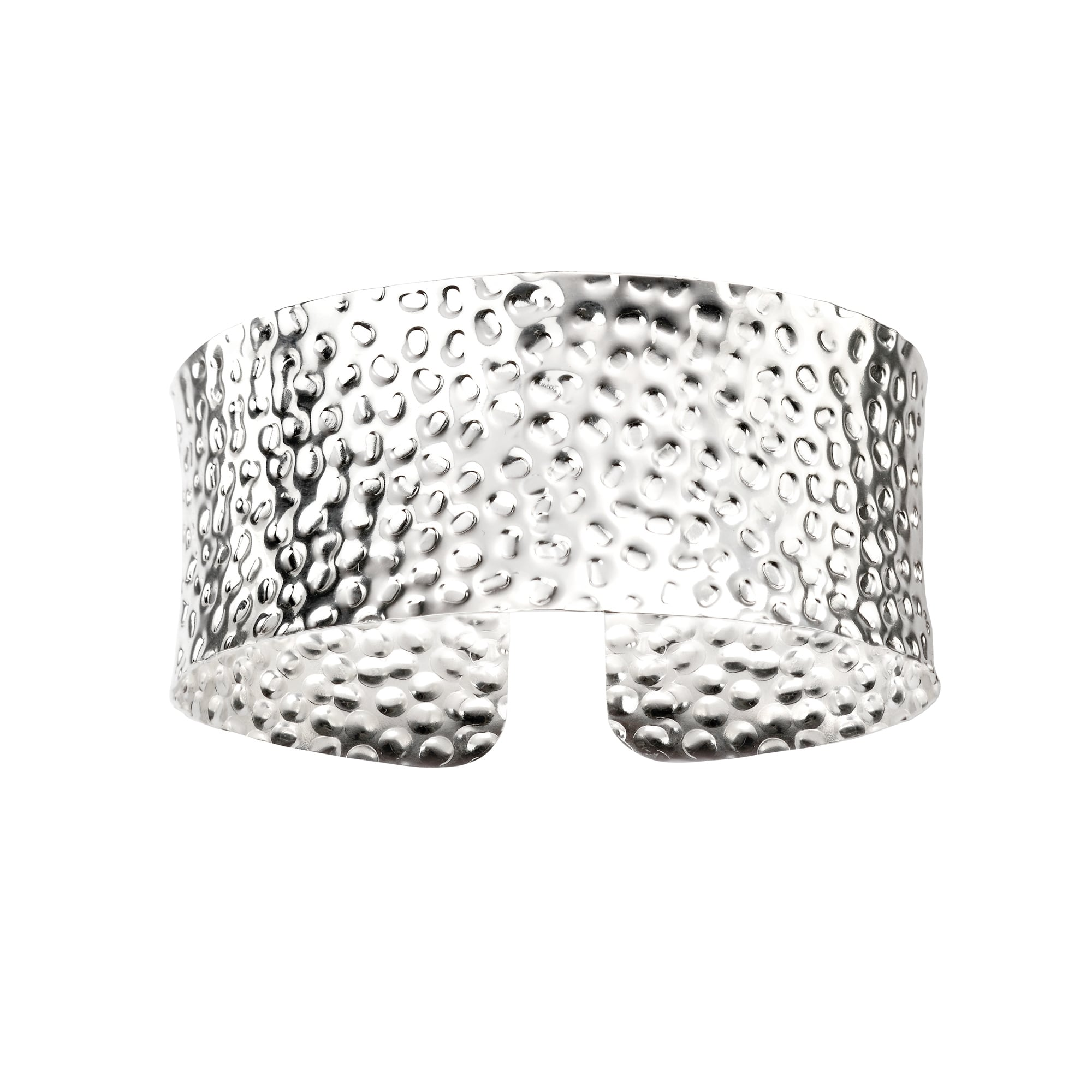 bangle hiho hammered zoom sterling bangles cuff silver ball home loading